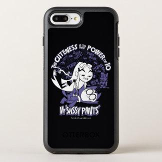 Teen Titans Go! | Starfire & Mr Sassy Pants OtterBox Symmetry iPhone 8 Plus/7 Plus Case