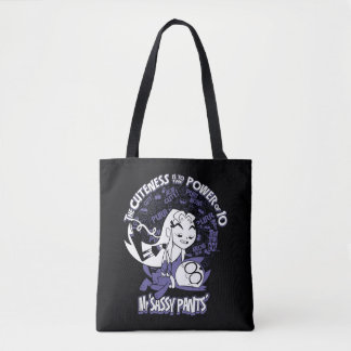 Teen Titans Go! | Starfire & Mr Sassy Pants Tote Bag