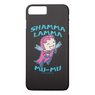 "Teen Titans Go! | Starfire ""Shamma Lamma Mu-Mu"" iPhone 8 Plus/7 Plus Case"