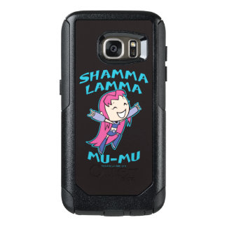"Teen Titans Go! | Starfire ""Shamma Lamma Mu-Mu"" OtterBox Samsung Galaxy S7 Case"