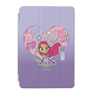 Teen Titans Go! | Starfire's Heart Punch Graphic iPad Mini Cover