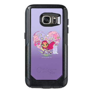 Teen Titans Go! | Starfire's Heart Punch Graphic OtterBox Samsung Galaxy S7 Case