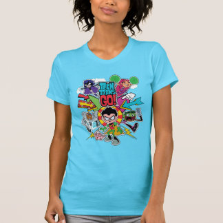 Teen Titans Go! | Team Arrow Graphic T-Shirt