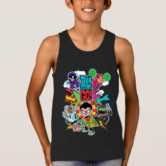 Teen Titans Go! | Team Arrow Graphic Tank Top