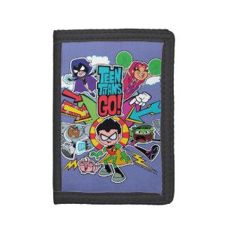 Teen Titans Go! | Team Arrow Graphic Trifold Wallet