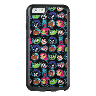 Teen Titans Go! | Titans Head Pattern OtterBox iPhone 6/6s Case