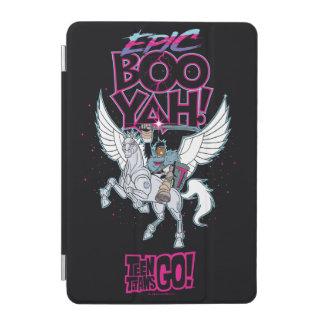 Teen Titans Go! | Warrior Cyborg Riding Pegasus iPad Mini Cover
