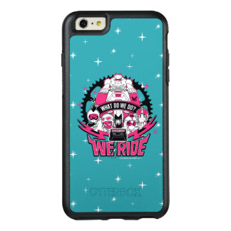 "Teen Titans Go! | ""We Ride"" Retro Moto Graphic OtterBox iPhone 6/6s Plus Case"