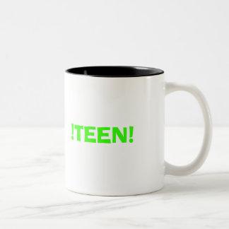 !TEEN! Two-Tone MUG