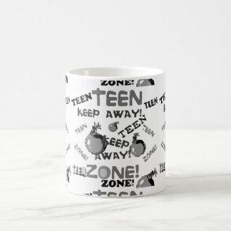 TEEN ZONE COFFEE MUGS