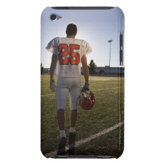 Teenage (16-17) American football player iPod Case-Mate Cases