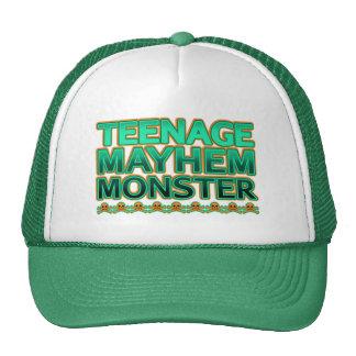 Teenage Mayhem Monster Cap