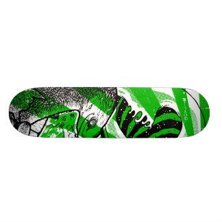 Teenage Mutant Tsunami Surfin 18.4 Cm Mini Skateboard Deck
