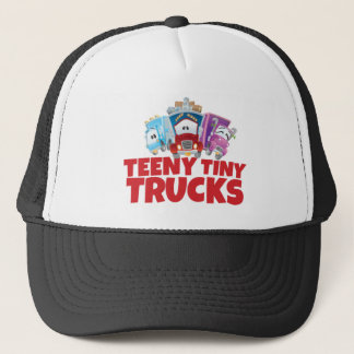 Teeny Tiny Trucks Trucker Hat