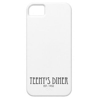 Teeny's Diner iPhone 5 Cover