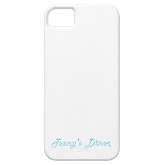 Teeny's Diner Logo iPhone 5 Cover