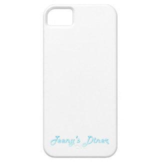 Teeny's Diner Logo iPhone 5 Case
