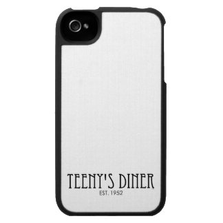 Teeny's Diner iPhone 4 Cover