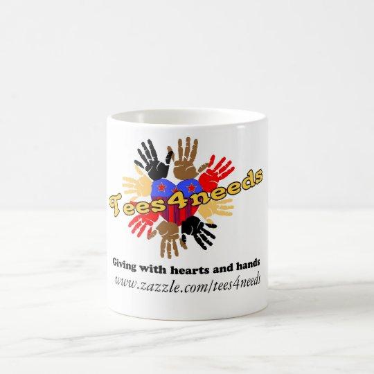 Tees4needs Logo Coffee Mug