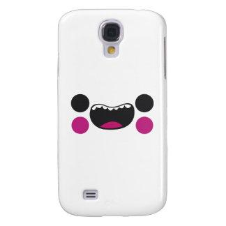 Teeth Face Galaxy S4 Case