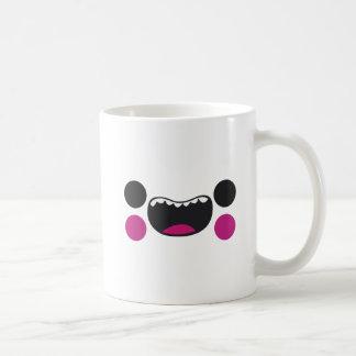 Teeth Face Coffee Mugs