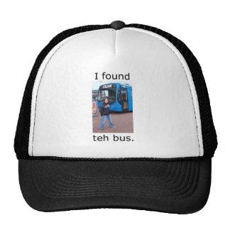 Teh Bus - Hat
