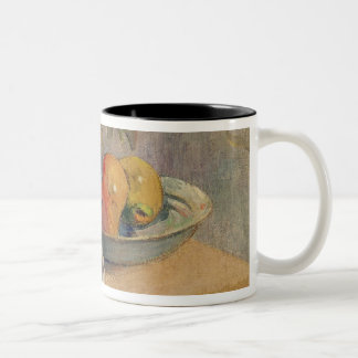 Teiera, Brocca e Frutta, 1899 Two-Tone Coffee Mug