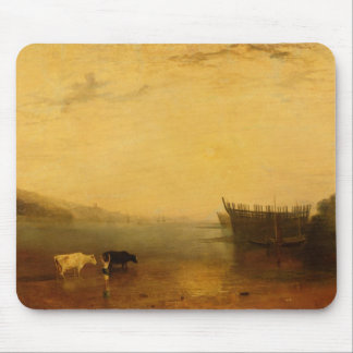 Teignmouth Harbour, c.1812 Mouse Mat