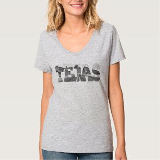 Tejas Texas Landscape T-Shirt