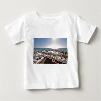 Tel Aviv harbor Baby T-Shirt
