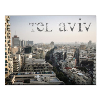 Tel Aviv skyline Postcards