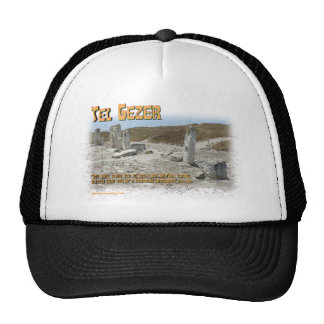 Tel Gezer Standing Stones Cap