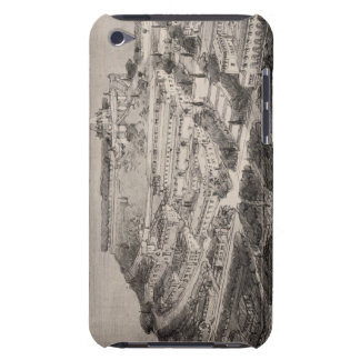 Telegraph Hill suggested architectural treatment Barely There iPod Cover