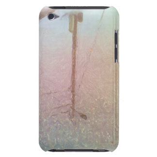 telegraph pole reflection Case-Mate iPod touch case