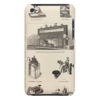 Telegraphy in the United States iPod Touch Case-Mate Case