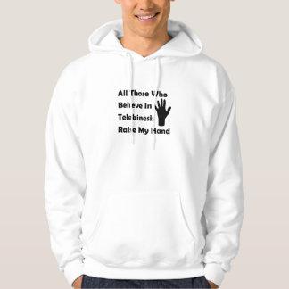 Telekinesis Hooded Sweatshirts