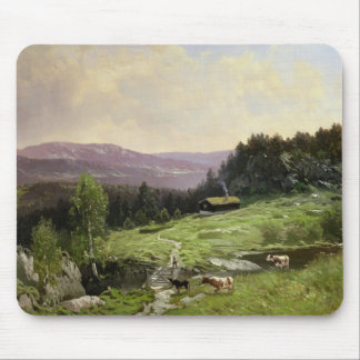 Telemark, South Norway Mouse Mat