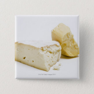 teleme and camody gourmet cheeses 15 cm square badge