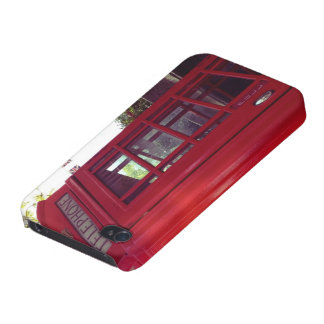 Telephone booth iPhone 4/4S cases