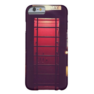 Telephone Booth Phone Case