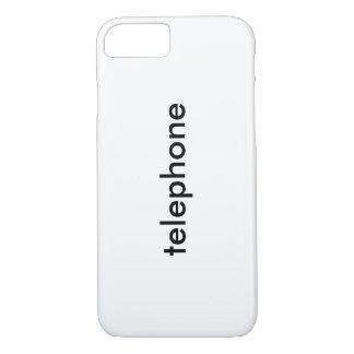 telephone iPhone 7 case