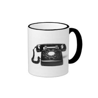 Telephone mug