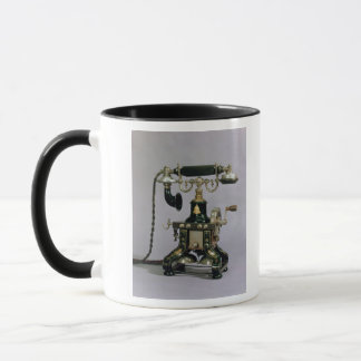 Telephone, National Telephone Service, USA, 1890 Mug