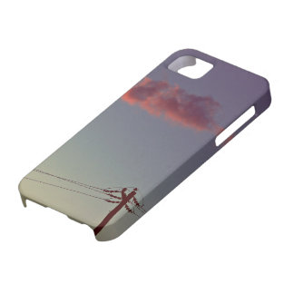Telephone Pole iphone 5 case
