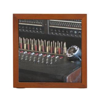 Telephone Switchboard Desk Organiser