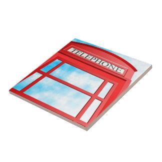 Telephone Small Square Tile