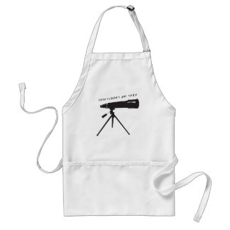 Telescopes Apron