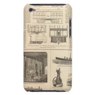 Telescoping on American RailRoads iPod Touch Cover