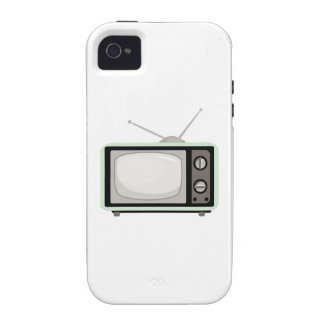 Television iPhone 4 Cases