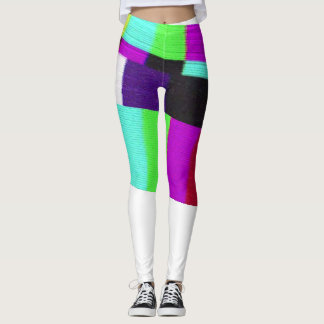 Television Screen Leggings